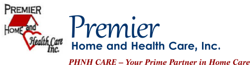 Premier Home and Health Care, Inc. Logo